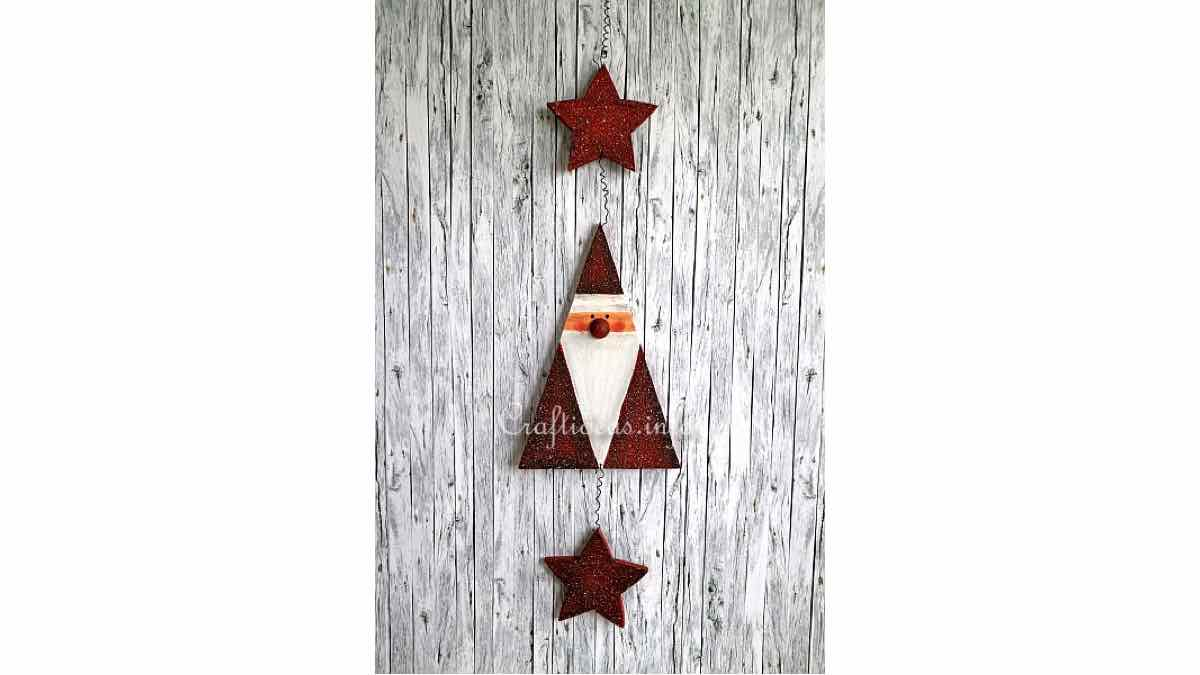 santa,christms,scrollsaw,easy,DIY instructions,do it yourself,free woodworking plans,woodworkers projects,plans for how to build