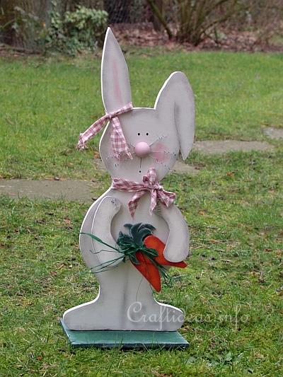 How to build a Yard Bunny free project
