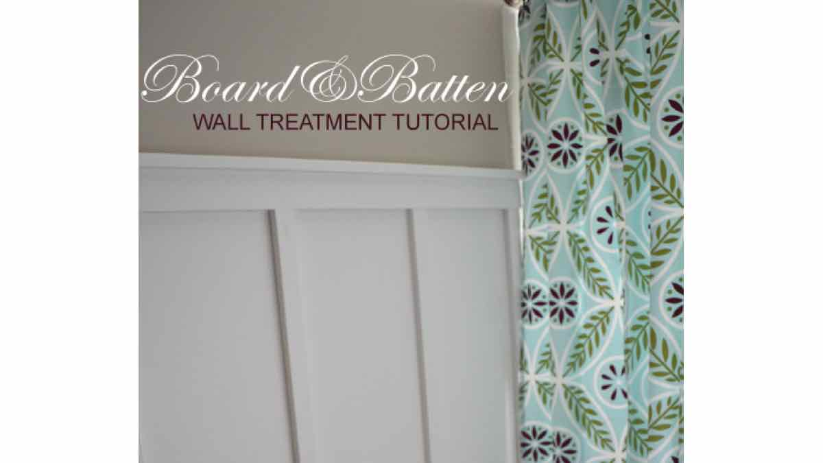 wainscotting,wainscoting,board and batten,picture frame panels,DIY instructions,free woodworking plans,do it yourself,woodworkers,how to build