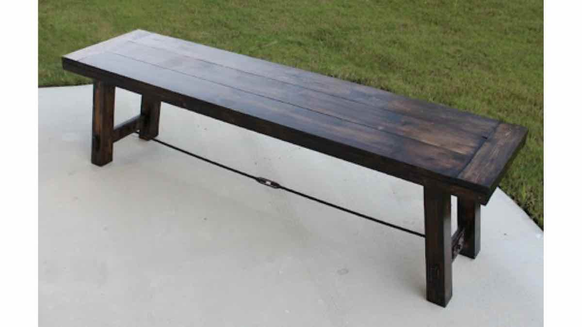benches,indoors,farmhouse,furniture,DIY instructions,free woodworking plans,do it yourself,woodworkers,how to build