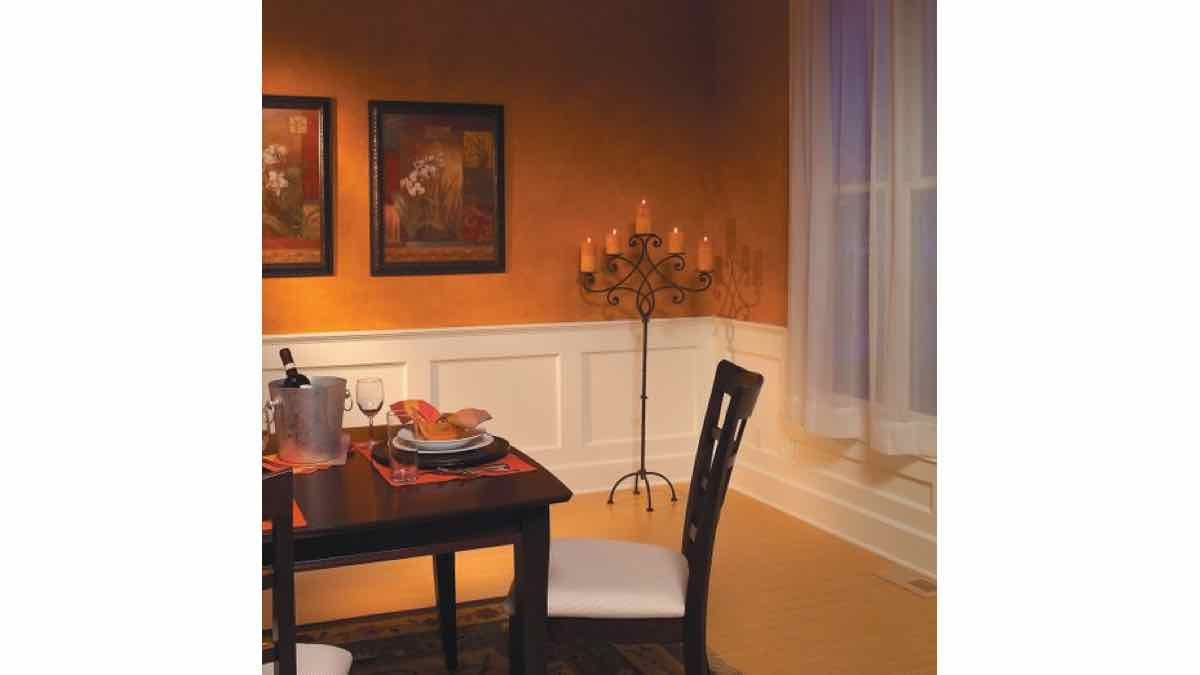 wainscoting,wainscoted,frame and panel,DIY instructions,free woodworking plans,do it yourself,woodworkers,how to build