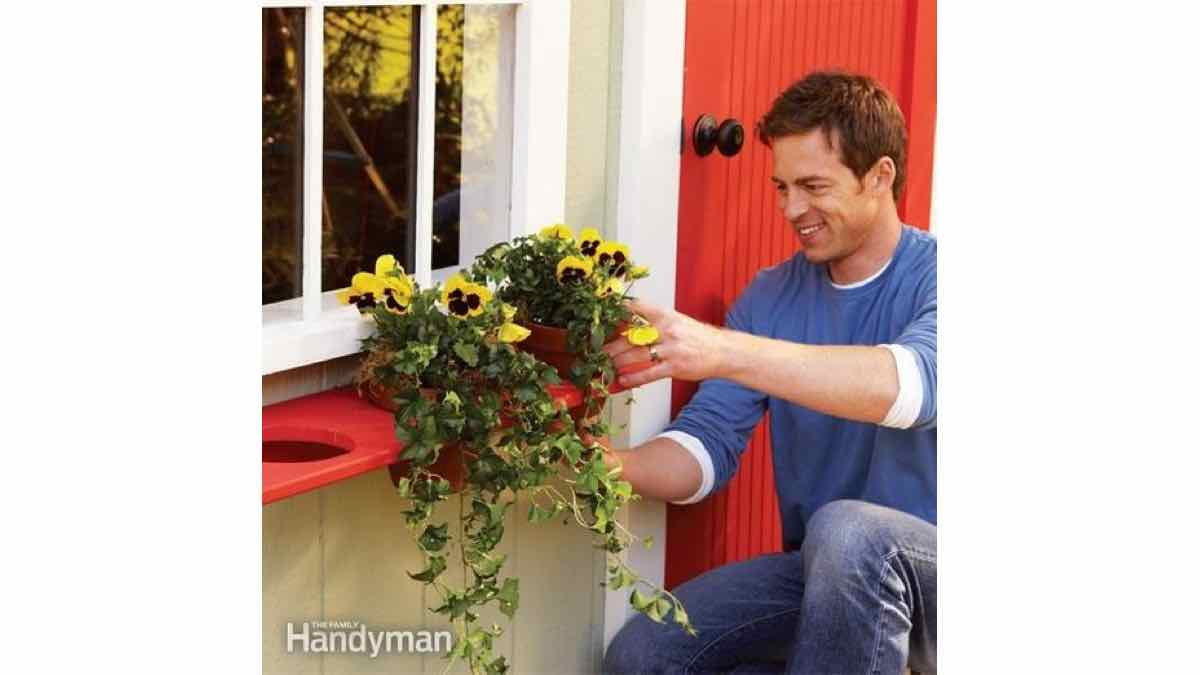 easy,beginners,window boxes,outdoors,planters,DIY instructions,free woodworking plans,do it yourself,woodworkers,how to build
