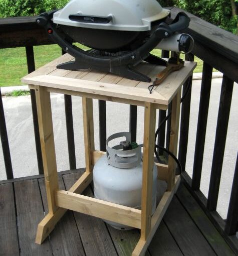 Grill Stand