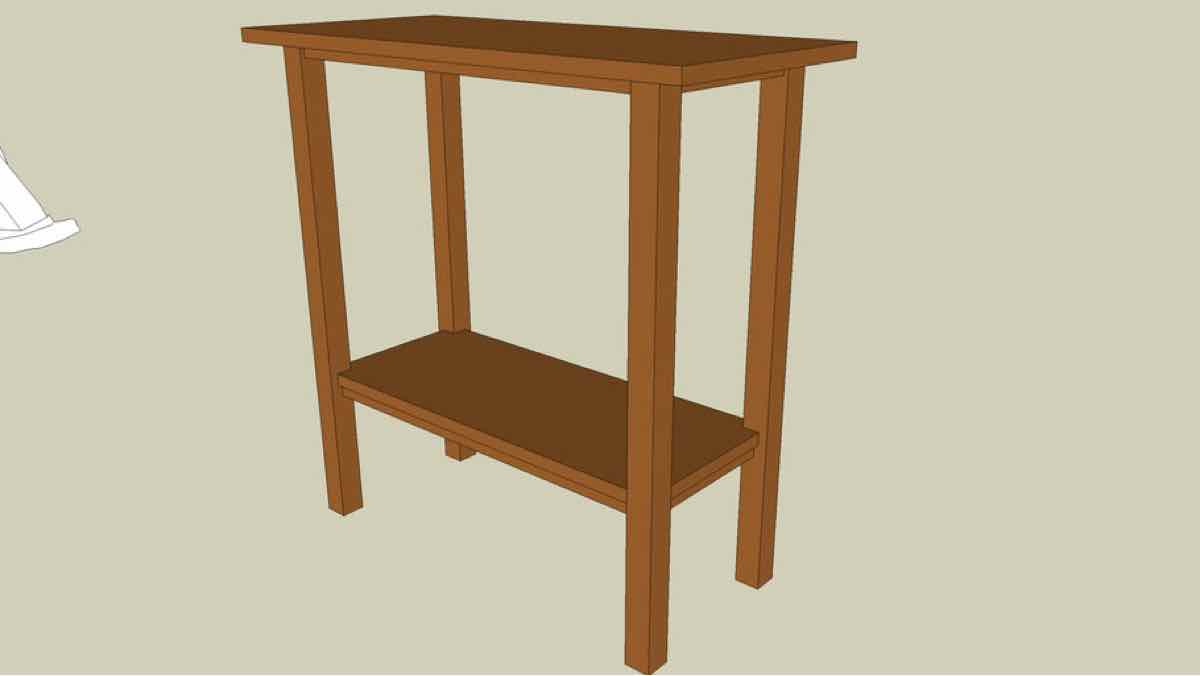 tables,sketchup,Google 3D,3-D warehouse,consoles,furniture,drawings,free woodworking plans,projects,do it yourself,woodworkers