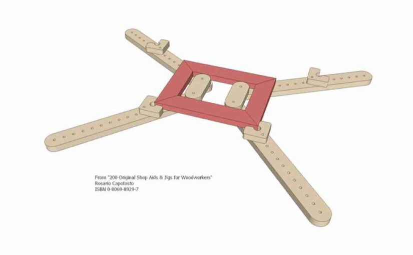 Frame Miter Clamping Jig
