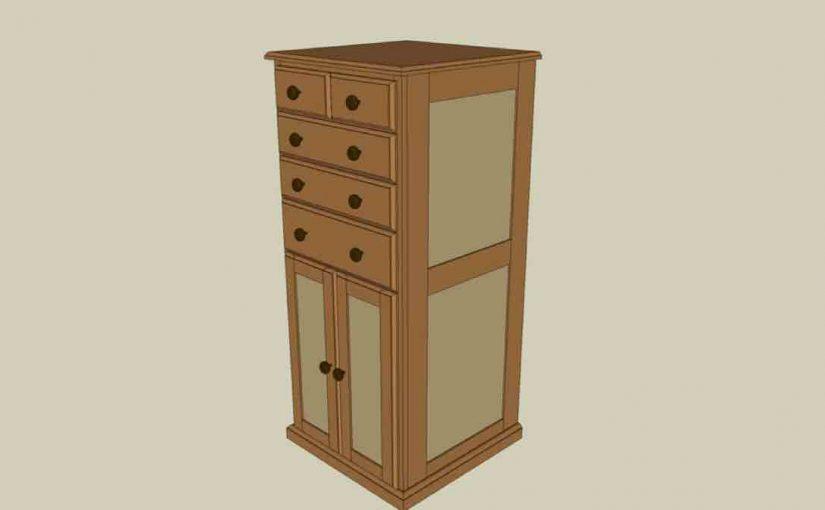 Workshop Tool Cabinet