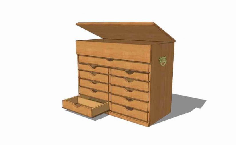 Tool Chest SketchUp