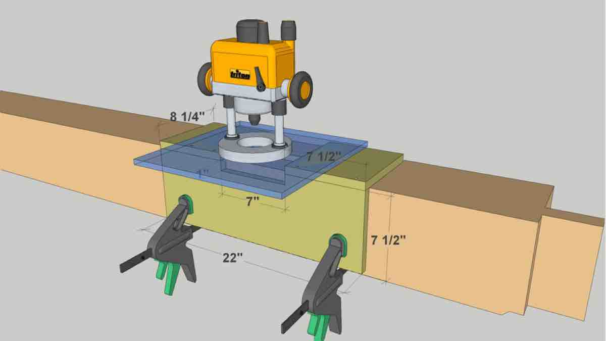 How to build a Jig for Cutting Housings