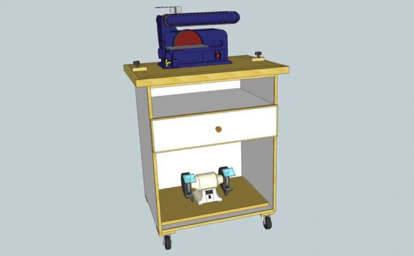 Power Tool Cabinet