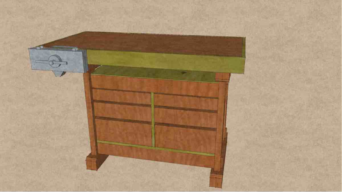 How to build a Small Workbench