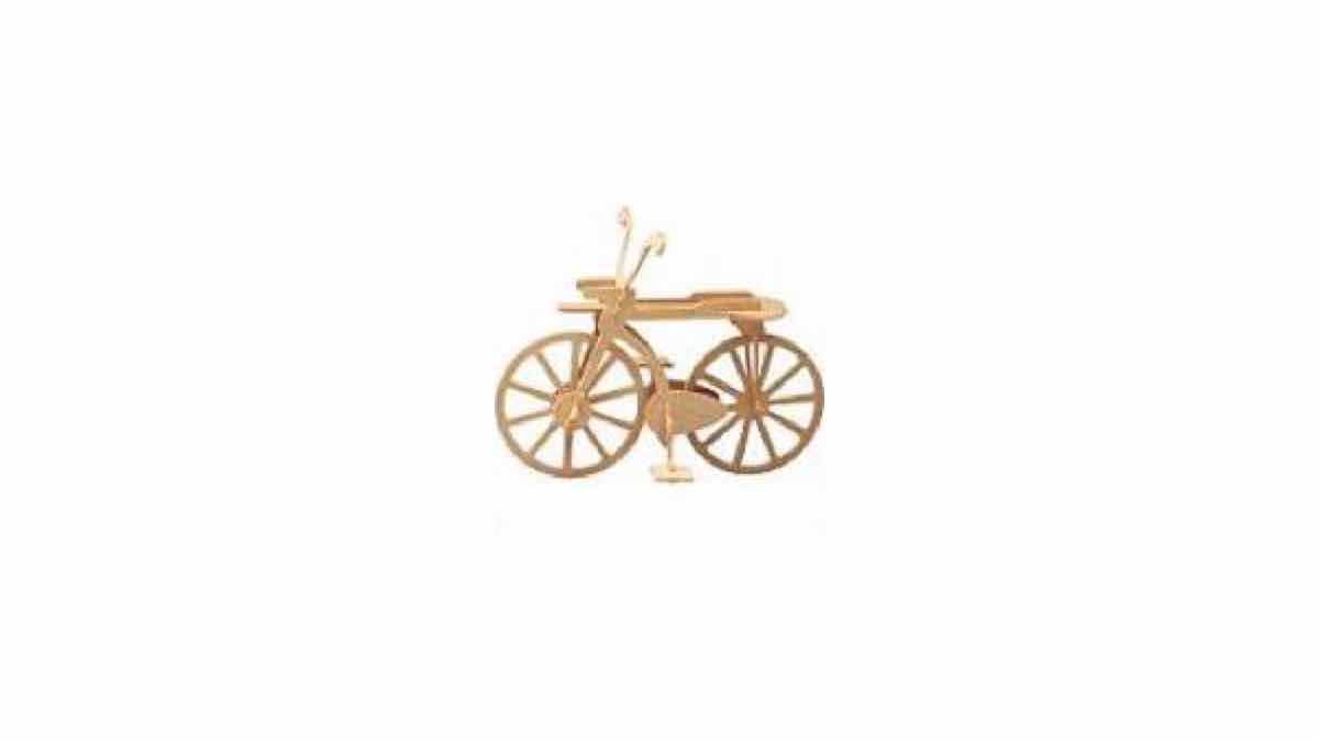 bicycles,puzzles,scroll saw,sketchup,Google 3D,3-D warehouse,scrollsaw,drawings,free woodworking plans,projects,do it yourself,woodworkers