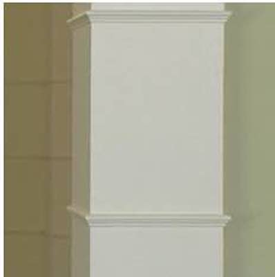 Free plans to build Columns with moldings.