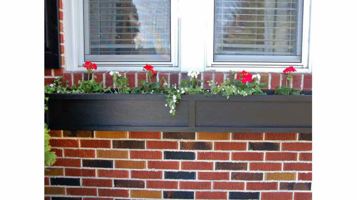 window boxes,outdoors,free woodworking plans,projects,flowers,wooden,easy,beginners,do it yourself,woodworkers