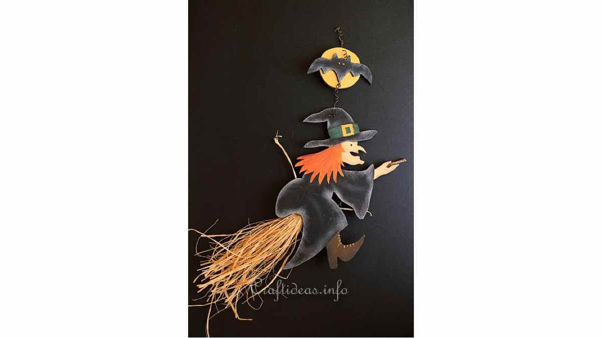 witches,halloween,scroll saw,free woodworking plans,projects,scrollsaw,witch on broom,do it yourself,woodworkers