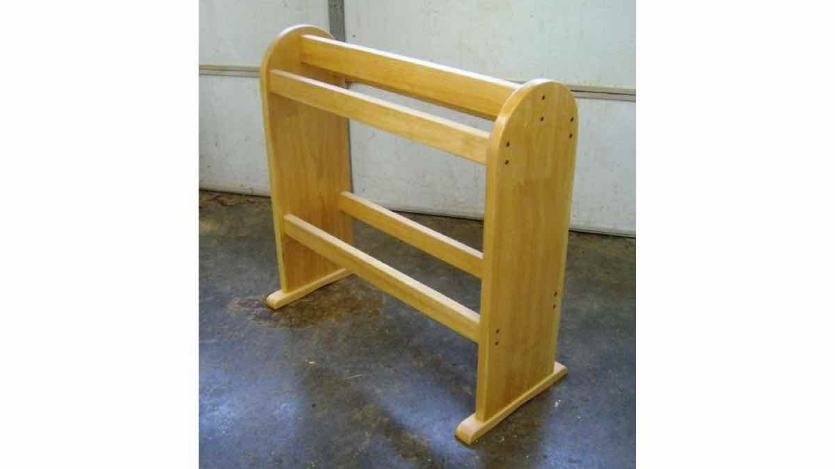 quilt racks,blanket racks,free woodworking plans,projects,do it yourself,woodworkers