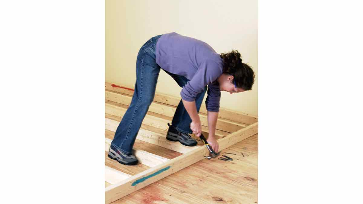 framing,interior,walls,carpentry,free woodworking plans,projects,do it yourself,woodworkers