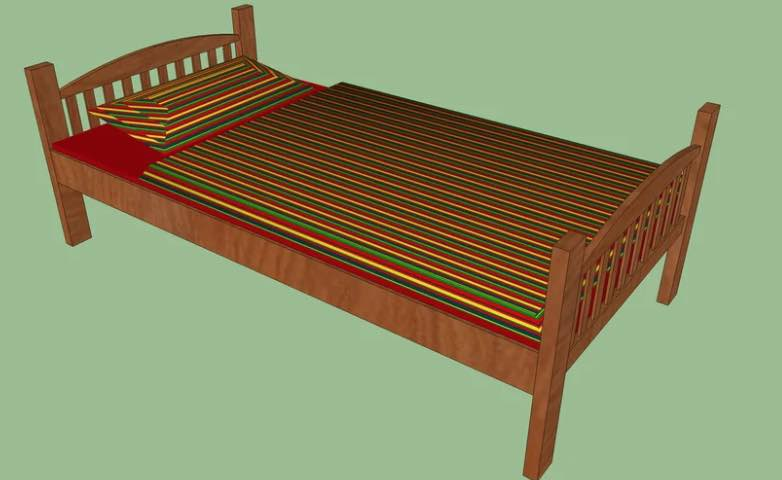 Build a Twin Bed.