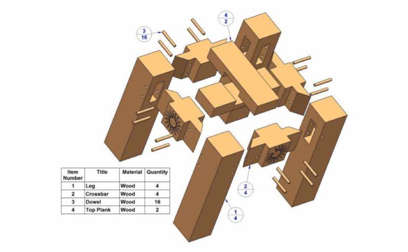 Timber Stool PDF