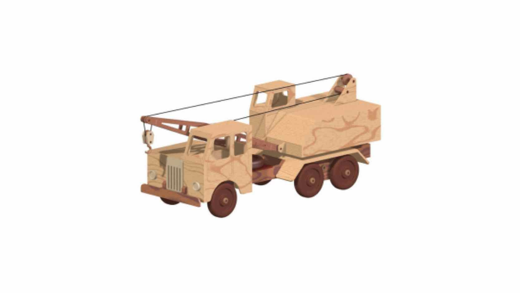 trucks,toys,childrens,moels,cranes,childs,kids,free woodworking plans,projects,do it yourself,woodworkers