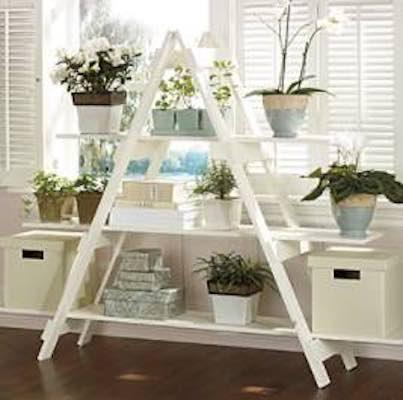 Ladder Style Bookshelf PDF