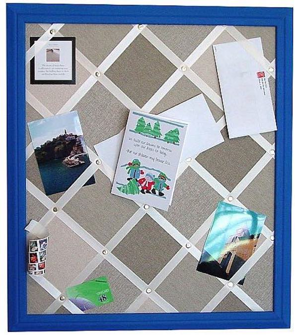 Free plans to build a Bulletin Board.