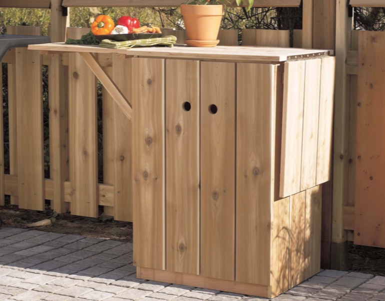 Free Plans to build a Back Yard Cart.