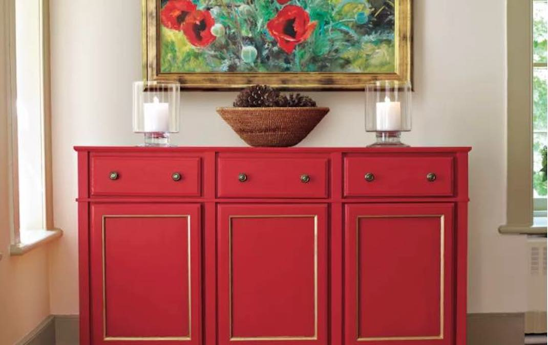 Learn how to build Sideboard from Stock Cabinets.
