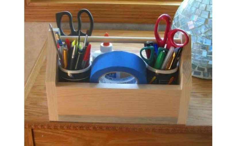 Tool Caddy Box