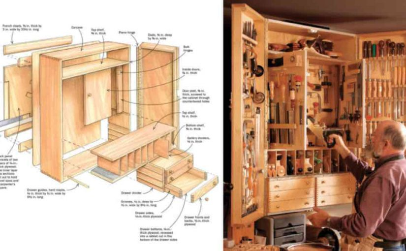 Wall Hung Tool Cabinet PDF