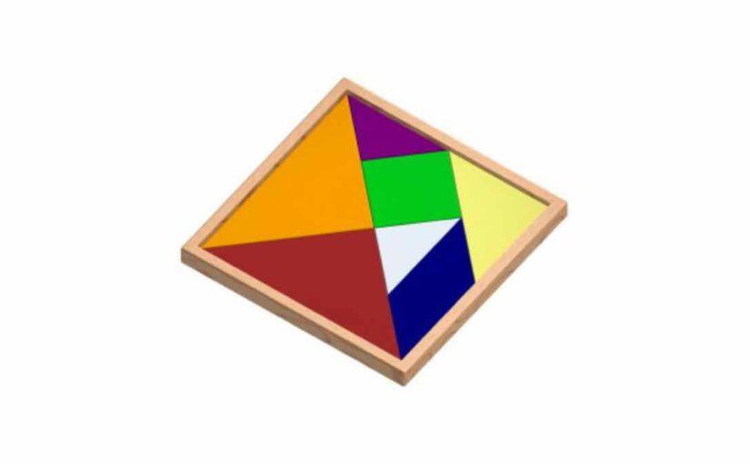 Tangram Puzzle PDF