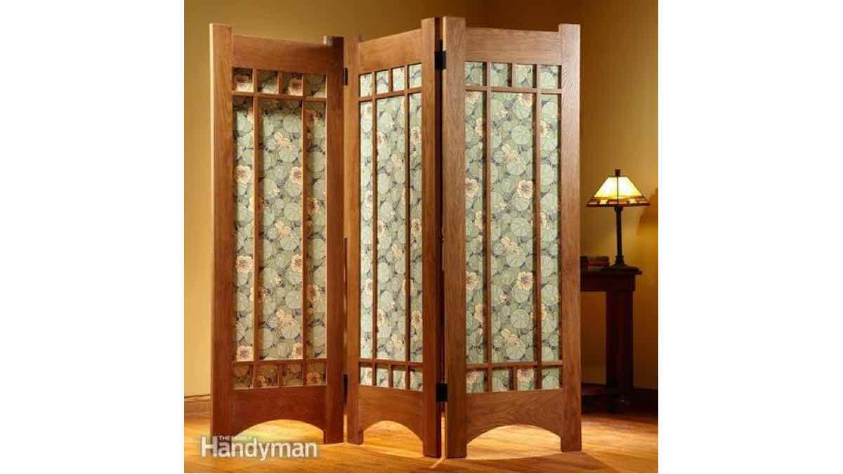 room divider,folding,screens,free woodworking plans,projects,diy