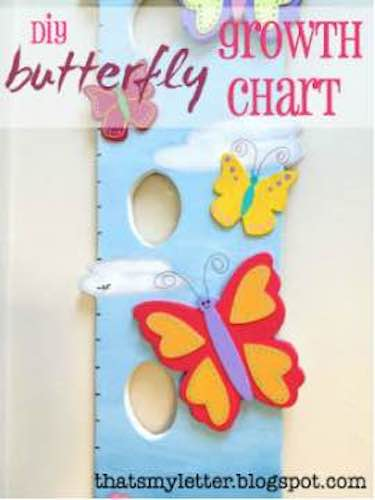 Free plans to build a Growth Chart.