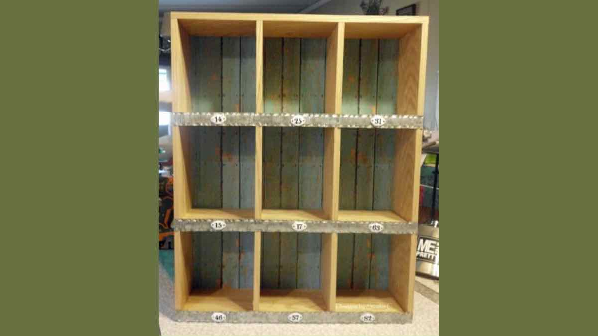 wall mounted organizer,storage,free woodworking plans,projects,diy