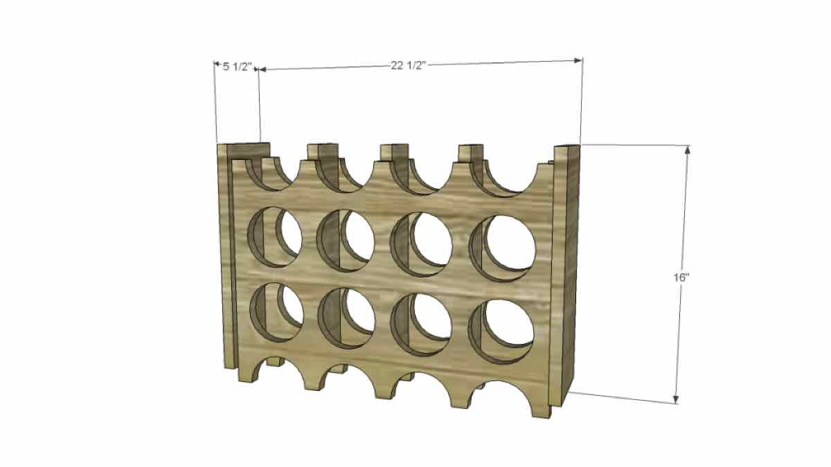 wine racks,wine holder,free woodworking plans,projects,diy