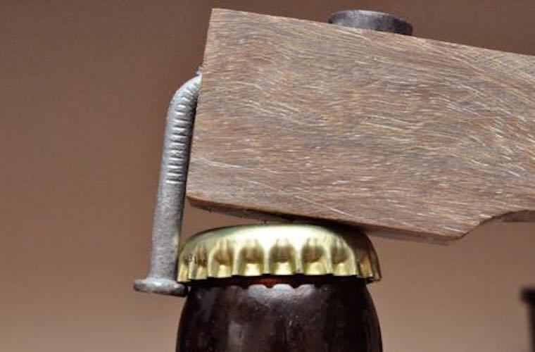 Build a Bottle Opener From Scrap Wood.