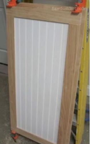 Learn how to build Inset Cabinet Doors.