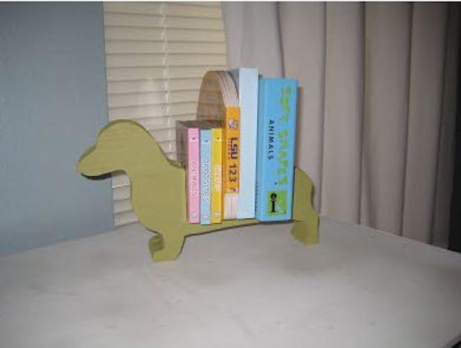 Dog Bookcase