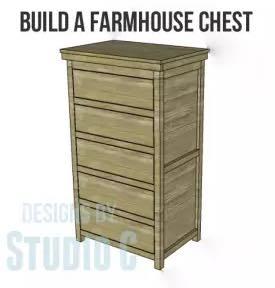 Farmhouse Chest