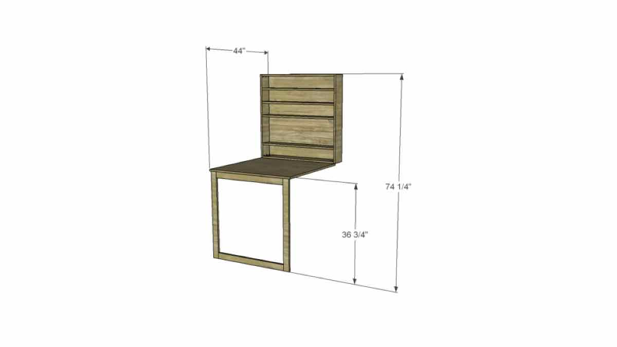 tables,wall mounted fold down,free woodworking plans,projects,diy,furniture,desks