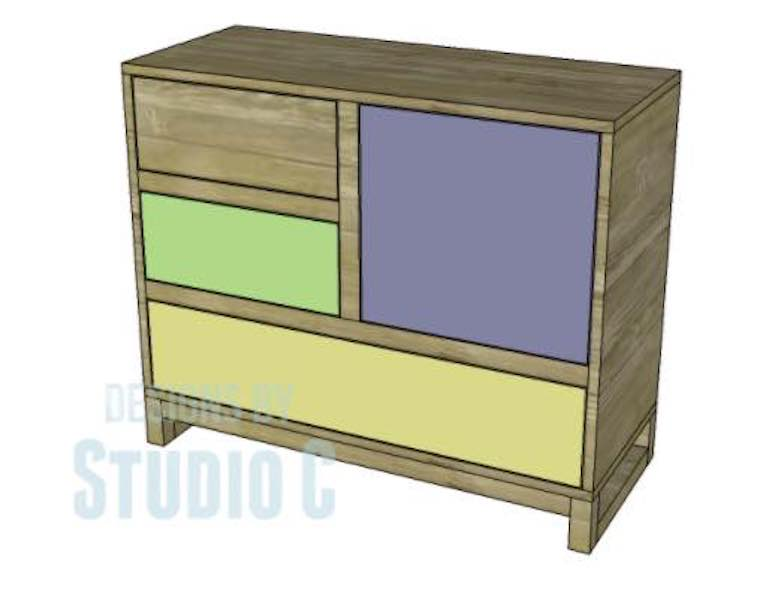 Free plans to build a Greene Chest.