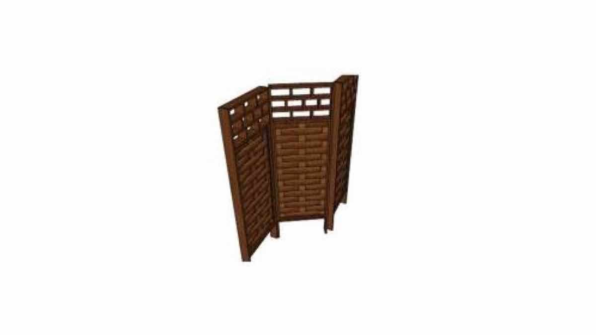 room dividers,screens,wooden,free woodworking plans,projects,diy