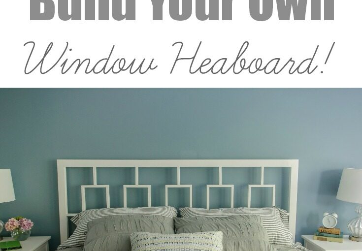 How to build Headboard free project.