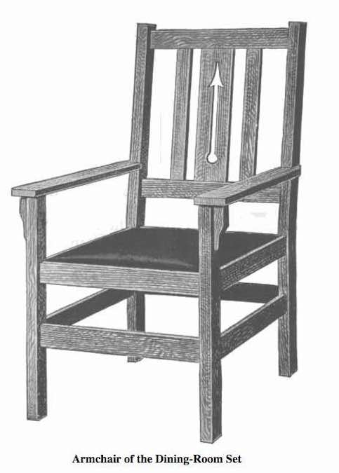 Free plans to build a Dining Arm Chair.