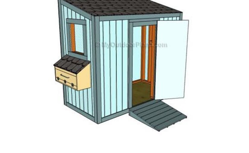 Chicken Coop Small