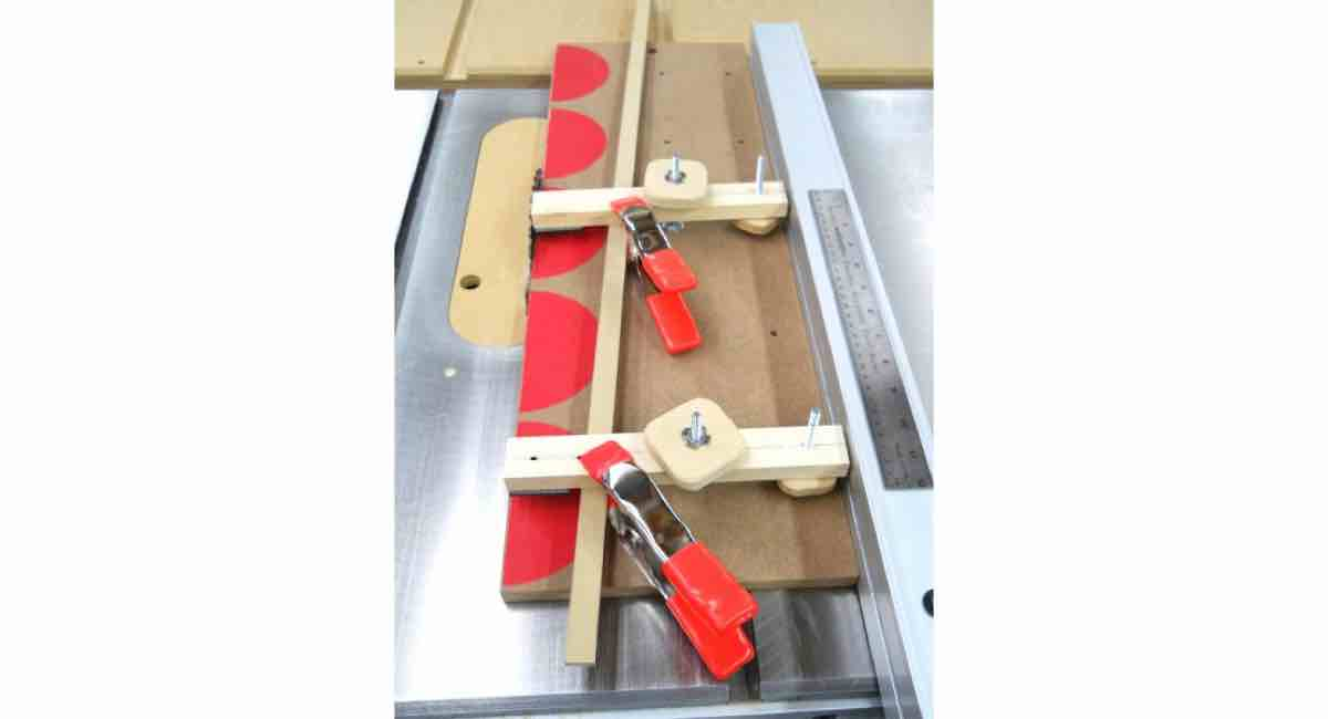 How to build a Tapering and Jointing Jig