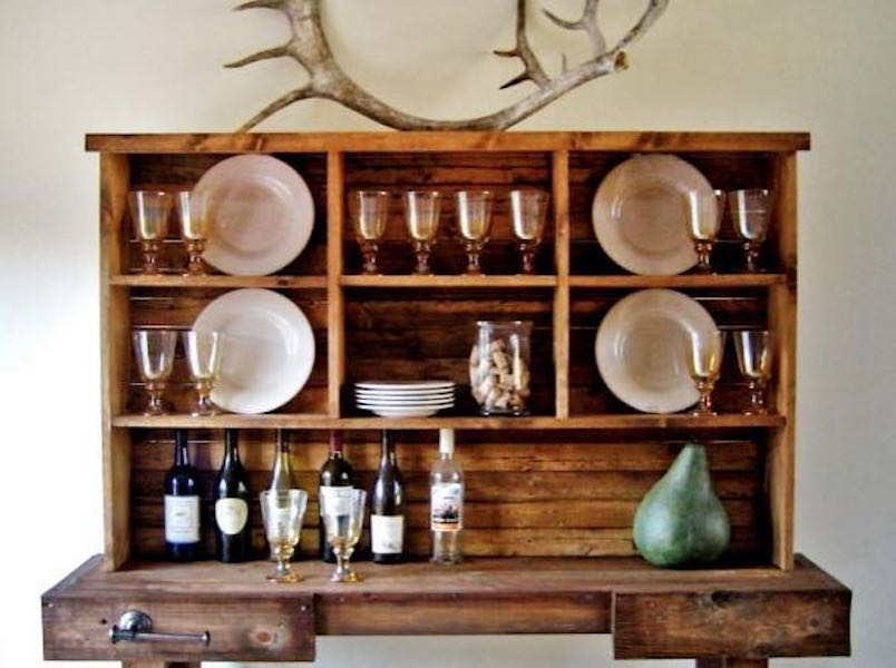 Build a Hutch using these free plans.