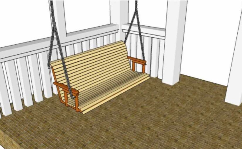 My Outdoor Porch Swing