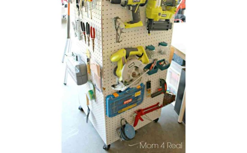 Portable Tool Caddy