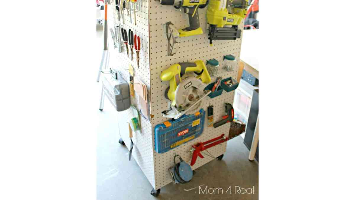 Portable Tool Caddy Free Woodworking Plan