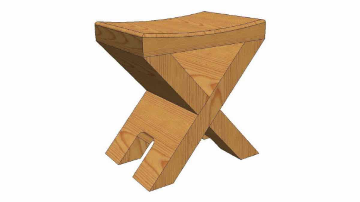 stools,wooden,furniture,diy,free woodworking plans,free projects,do it yourself